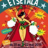 Etsetala ! 8ème édition ! Avec Delphine DIWAND et  Camille VERGAT