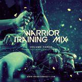 Warrior Training Mix - Vol 3
