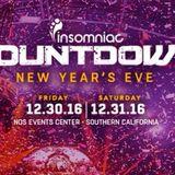 Dzeko and Torres @ Insomniac Countdown NYE (San Bernandino, US) – 31.12.2016