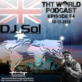 THT World Podcast ep 54 by DJ Sol