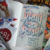 RRRadio 042 - KrautRap 2001-2014 - mixed by LST da phunky child