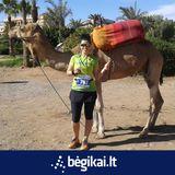 Bėgikai.lt #37   Ingrida Voicechovska: bėgimas ir kelionės – tai neįkainojama