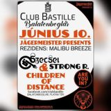 2017.06.10. - Club Bastille, Balatonboglár - Saturday