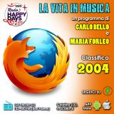La Vita in Musica - puntata del 26 Apr 2018 - I singoli più venduti in Italia nel 2004