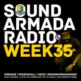 Sound Armada Reggae Dancehall Radio | Week 35 - 2017