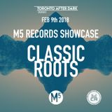 Classic Roots-5M Records Showcase @ CTRL ROOM