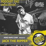 Drum and Bass Night PODCAST #042 - Jack The Ripper (MRCorp Special Edition)