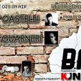 "Kunique Badj Radio Show Wednesday July 03-2013 On Air ""RICKY CASTELLI – RICKY GUARNERI """