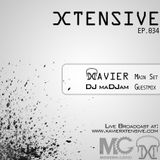 Xtensive Ep.034 ft. DJ MadJam guestmix - Mar 5th,2012