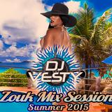 DJ Vesty - Zouk Mix Session Summer 2015