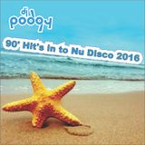 90' Hit's in to Nu Disco 2016