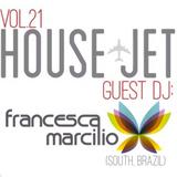 Francesca Marcilio   Guest DJ @ House Jet Radio - Los Angeles
