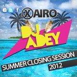 DJ ADEY - Summer Closing Session 2012
