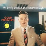 16/6/19 The Sunday Breakfast Show with Patrick Doyle