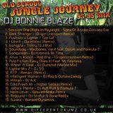 Oldskool Jungle Amen Journey 93-95 Mix by DJ Bonnie Blaze 06.12.13