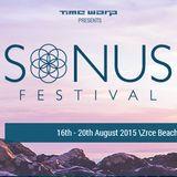 Chris Liebing live @ Sonus Festival 2015 (Croatia)