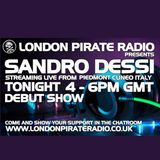 My  Debut on London Pirate Radio