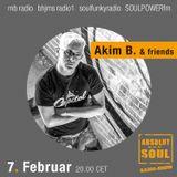 Absolut Soul Show /// 07.02.18 on SOULPOWERfm