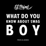 DJ Mafone - What do you know about SWAG - Boy (Live Mix)