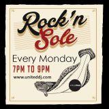 """Paul Newman's Rock 'n Sole"" - Mon 17th September 2018 on United DJs Radio"