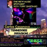 NEW MUSIC SPOTLIGHT WITH TONY SANTIAGO ON PARTY RADIO USA.NET