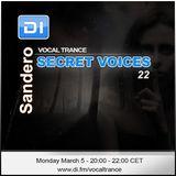 Secret Voices 22 (March 2012)