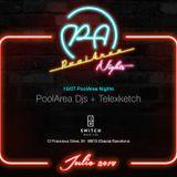 PoolArea Nights @SwitchBar Bcn 16/07 - Char-lee
