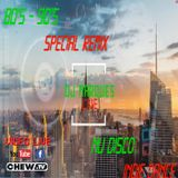 80'S - 90'S SPECIAL REMIX (NU DISCO & INDIE DANCE) Mixed by DJ Marques
