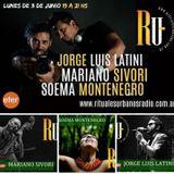 RITUALES URBANOS con Mariano Sivori de ESCALANDRUM / SOEMA MONTENEGRO / NEGRO LATINI con CARAVANA
