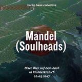 Mandel live at Disco Kiez auf dem Dach (26.05.17) @ Klunkerkranich Berlin