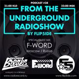 F-Word - Guest Mix for Flipside Radioshow @ Record Breaks