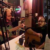Πάνος Γουργιώτης και Νίκος Βογιατζάκης στο Music Society Web Radio (17-11-2014) Part I