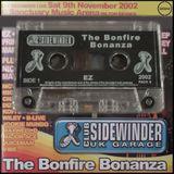 DJ EZ - MC's Kie & B-Live - Sidewinder Bonfire Bonanza - 09/11/2002