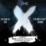 The X | The Euphoric Hardstyle Radioshow >01< February 2018