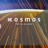 CM • q|LAB • KOSMOS • 11.o3.2o16 with BORIS