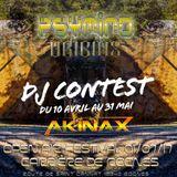 Akinax - MIX - DJ Contest Psymind Origins 2017