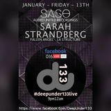 Sarah Strandberg Live DJ set at DeepUnder133Live. Recorded 1/13/17