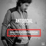 MAURICIO FIGUEROA ...RESIDENTE... - ANTISOCIAL PODCAST