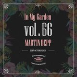 Martin Depp - In My Garden Vol 66 @ 21-10-2018