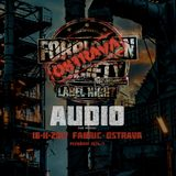 Audio at Forbidden Society Recordings Label Night - Ostrava - Fabric - 16-11-2017