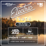 Electric Touch Episode 195 - All Vinyl Everything Edition (May 20, 2016)