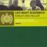 Ministry Of Sound; Late Night Session III - Mixed By Farley & Heller Cd One (1999)