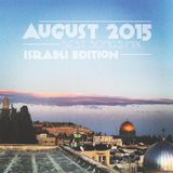 COLUMBUS BEST OF AUGUST 2015 MIX- ISRAELI EDITION