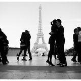 **new experiment ** TANGO IN PARIS mix (Tango & Elettrotango ) winter 2017