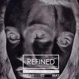 Sásuel @ REFINED - Kafka Club - 03.05.19