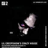 Lil Creep Shows Crazy House - 15th May 2019
