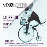 Jáuregui Live @Mixology Fusion Bar. 16/04/2016