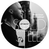Solid Steel Radio Show 27/10/2017 Hour 2 - James Grant (Anjunadeep)