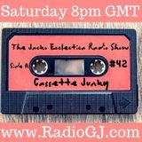 Jacko Ecclectica Radio Show EP42 Cassette Junky Side A www.RadioGJ.com