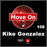 Move On // 108 // Kike Gonzalez